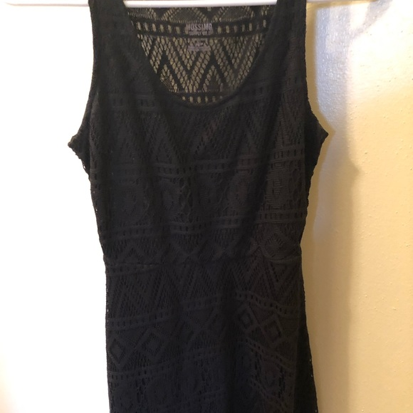 Mossimo Supply Co. Dresses & Skirts - Black Lace Dress